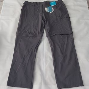 NWT Mountain Warehouse zip off trouser - size 12